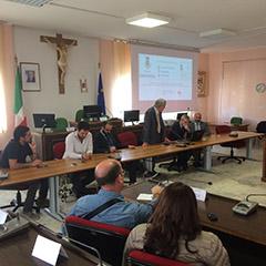 Conferenza stampa 25 ottobre 2016 Grottaglie (TA) [2 di 2]