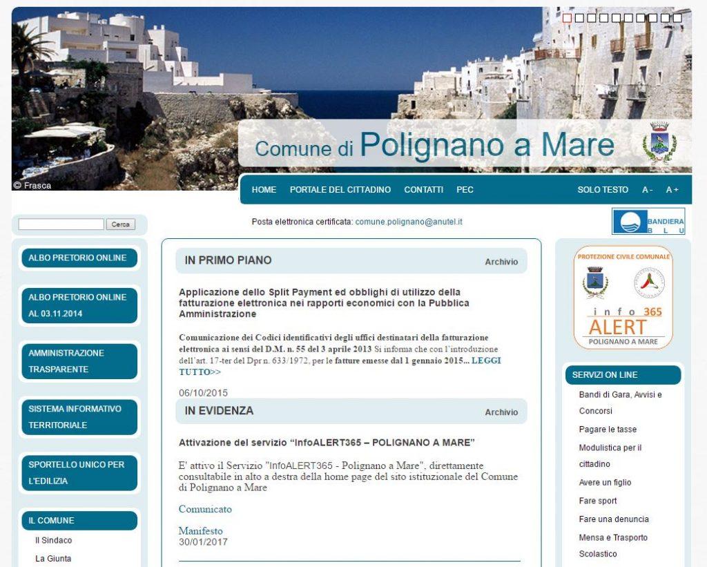 infoALERT365 Polignano a Mare