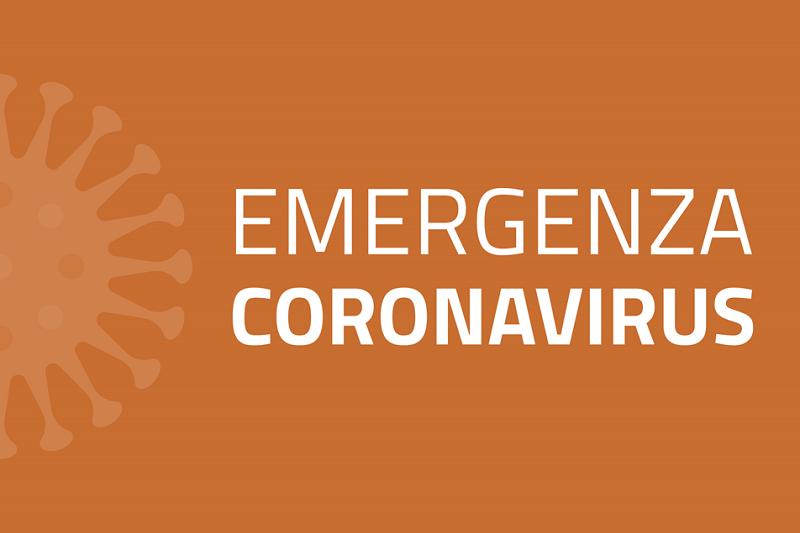banner emergenza corona virus